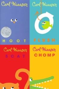 Carl Hiaasen 4-Book Collection