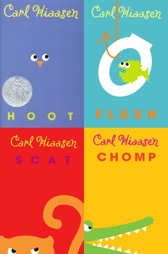 Carl Hiaasen - Carl Hiaasen 4-Book Collection