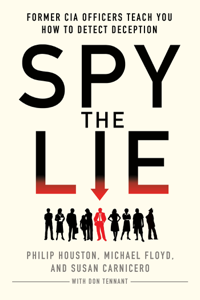 Spy the Lie Copertina del libro