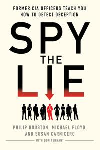 Spy the Lie Copertina del libro
