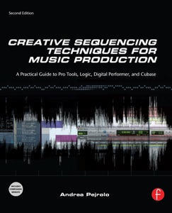 Creative Sequencing Techniques for Music Production Book Cover