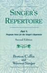 The Singers Repertoire Part V