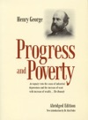 Progress And Poverty Abridged