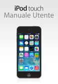 Manuale Utente di iPod touch per iOS 7.1