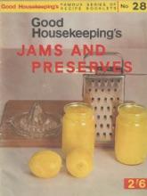 Good Housekeeping's Jams & Preserves