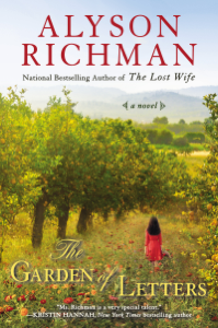 The Garden of Letters Book Cover