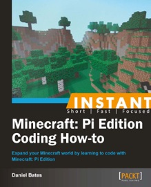 Instant Minecraft Pi Edition Coding How To