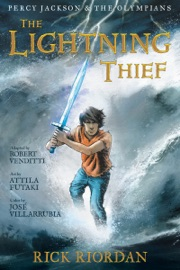 Percy Jackson and the Olympians:  The Lightning Thief: The Graphic Novel PDF Download