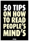 50 Tips To Read Peoples Mind