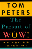 The Pursuit of Wow! Book Cover