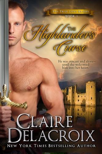 Claire Delacroix - The Highlander's Curse