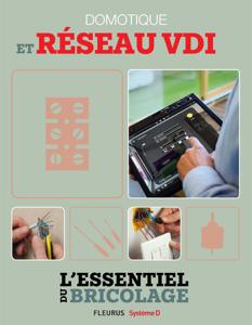 Domotique et réseau VDI (L'essentiel du bricolage) La couverture du livre martien