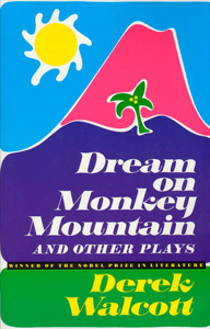 Dream on Monkey Mountain and Other Plays La couverture du livre martien