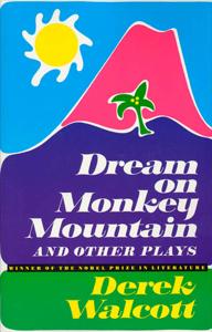 Dream on Monkey Mountain and Other Plays La couverture du livre martien