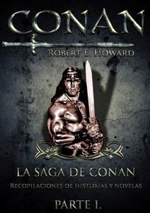 Conan - La Saga de Conan I Book Cover