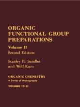 Organic Functional Group Preparations (Enhanced Edition)