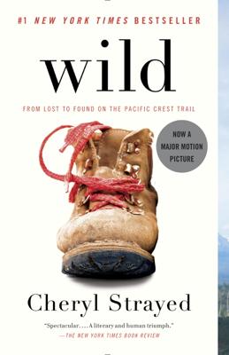 Wild - Cheryl Strayed book