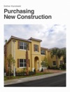Purchasing              New Construction
