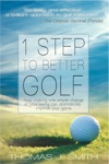 1 Step To Better Golf 4-Book Series