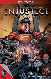 Injustice: Gods Among Us #1