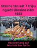Tiêu Diệt Cộng Sản - Staline tàn sát 7 triệu người Ukraine năm 1933 artwork