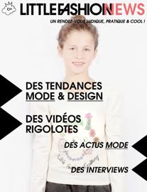 Little Fashion News Vol.1 (Version Française) book