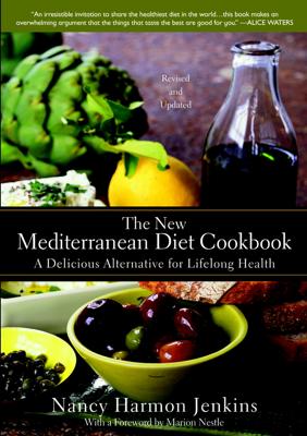 Nancy Harmon Jenkins & Marion Nestle - The New Mediterranean Diet Cookbook book
