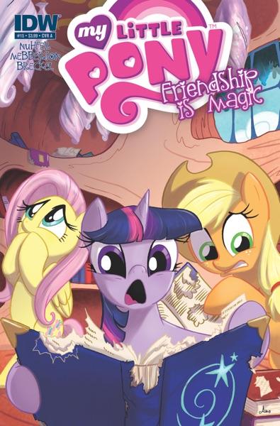 My Little Pony: Friendship is Magic #15