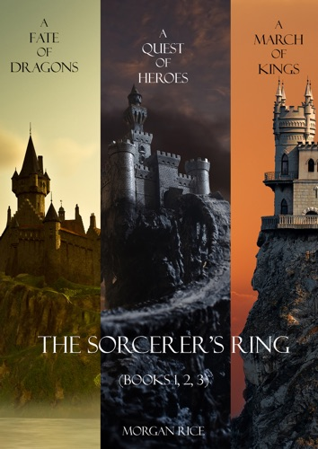 Morgan Rice - The Sorcerer's Ring Bundle (Books 1,2,3)