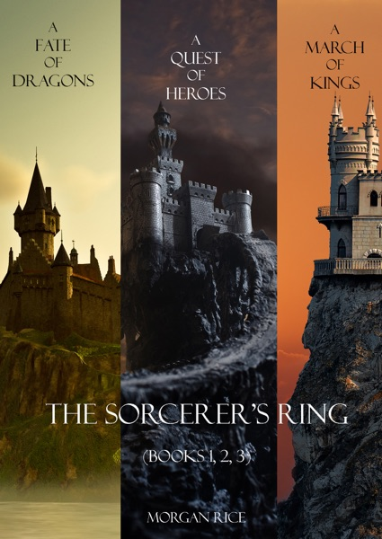 The Sorcerer's Ring Bundle (Books 1,2,3)