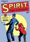 The Spirit Number 4 The Spirit Flirts With Death