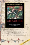 The Cambridge Companion To Chaucer Second Edition