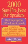 2000 Sure-Fire Jokes For Speakers
