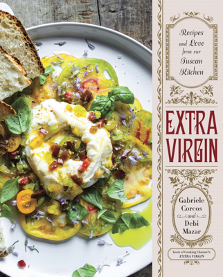 Extra Virgin - Gabriele Corcos & Debi Mazar book