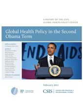 Global Health Policy In The Second Obama Term (Enhanced Edition)