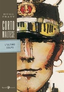 Corto Maltese - L'ultimo colpo Book Cover