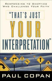 That's Just Your Interpretation PDF Download