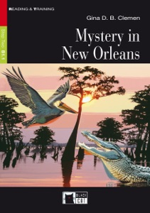Mystery in New Orleans Book Cover