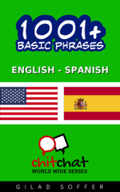 1001+ Basic Phrases English - Spanish