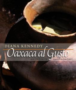 Oaxaca al Gusto Boekomslag