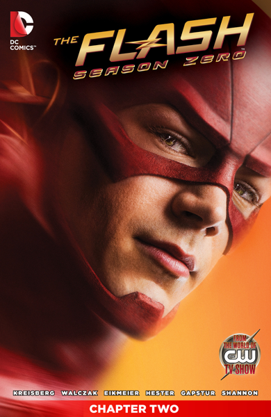 The Flash: Season Zero (2014- ) #2