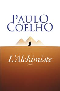 L'Alchimiste La couverture du livre martien