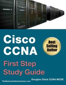 Cisco CCNA First Step - Study Guide Book Cover