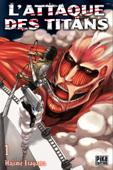 L'Attaque des Titans T01 Book Cover