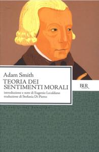 Teoria dei sentimenti morali Copertina del libro