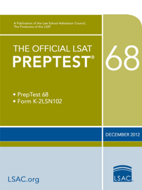 The Official LSAT PrepTest 68