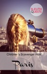 Childrens Scavenger Hunt  Paris