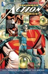 Superman - Action Comics Vol 3 At The End Of Days The New 52
