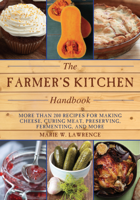 Marie W. Lawrence - The Farmer's Kitchen Handbook artwork
