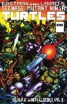 Teenage Mutant Ninja Turtles Black  White Classics Vol 2